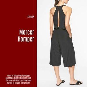 d642f17beb5 NWT Athleta Mercer Romper (O5)